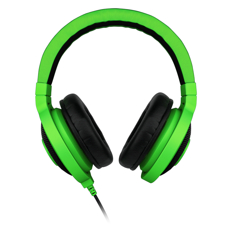 Original-Razer-Kraken-Pro-Gaming-Headset-Game-Headphone-Computer-Headphones-Noise-Isolating-Earbuds-Green-Black-White (4)