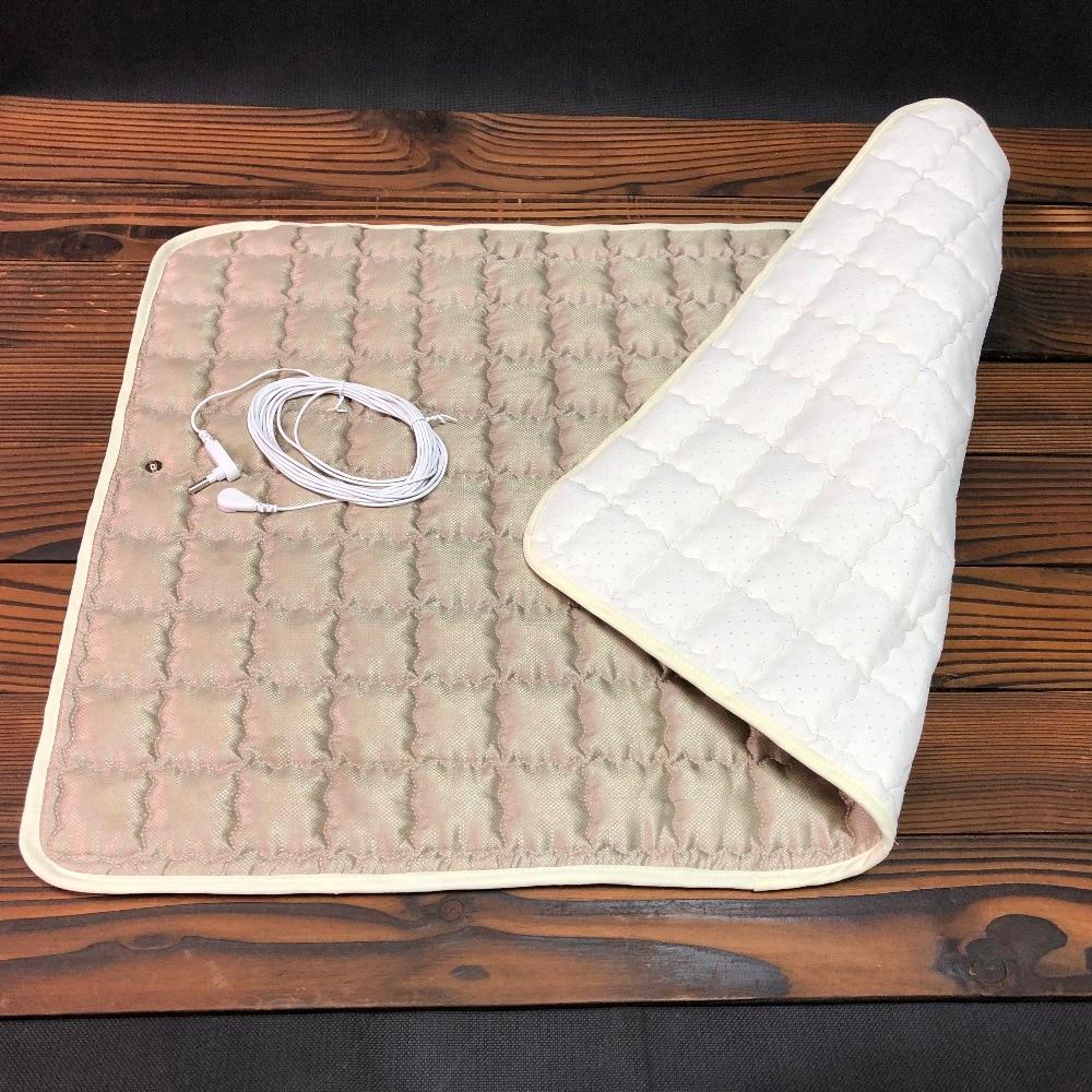 Grounding Sheet Throw Pad Seat Pad EMF Protection Conductive Mat 50*70cm HOT SALE