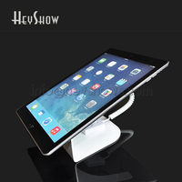 10x Metal 7 10 Ipad Security Stand For Tablet Display Holder Mini ipad Anti Theft Alarm For Desk Stand Retail In Apple Store