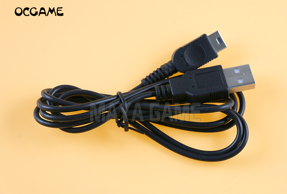 OCGAME For <font><b>Gameboy</b></font> GBM USB Power Supply Charging <font><b>Charger</b></font> Cable For <font><b>GameBoy</b></font> <font><b>Micro</b></font> Console image