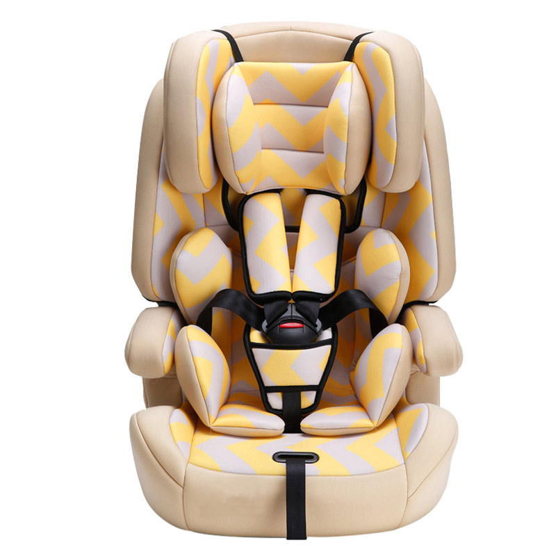 Portable Safety Car Seats For 9 Months - 12 Years Kids New Infant Child Safety Portable Baby Car Seats Baby Safety Seat In Car eu free ship car child safety seat isofix 0 6 years old infant safety car baby newborn two way installation safety seats
