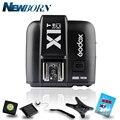 GODOX X1T-C E-TTL стробоскопический триггер 1/8000s HSS 2 4G беспроводной ЖК-триггер передатчик для Canon 5DIV 6D 7D 1D X Mark