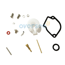 6A1 W0093 00 01 02 03 Carburetor Repair Kit for YAMAHA 2HP Outboard engine boat motor