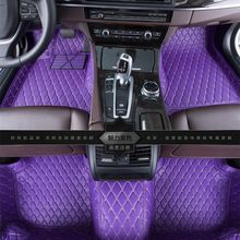 Eco-friendly car foot mats rugs Fit Odyssey CR-V ACCORD CIVIC stream CITY Patrol 350Z Civilian Fuga murano Quest Jazz FIT floor цена