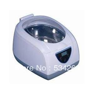 750ml Plastic Digital CD, DVD, VCD Ultrasonic Cleaner Automatic Cut-off 750ml plastic cd dvd vcd ultrasonic cleaner