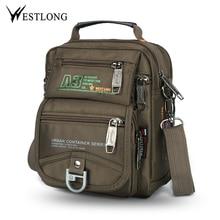 Новинка 3705W мужские сумки-мессенджеры повседневные многофункциональные маленькие дорожные сумки водонепроницаемые стильные модные военные сумки через плечо