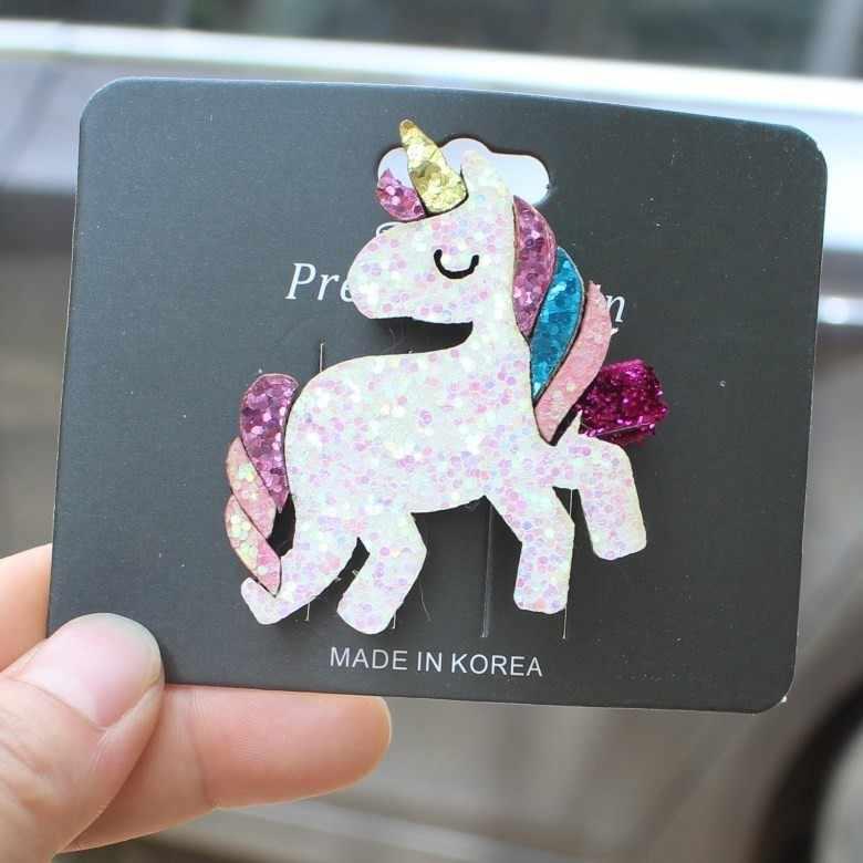 1 piezas nuevo lindo dinosaurio niñas horquillas Niños Accesorios para el cabello princesa tocado niños pinzas para el cabello