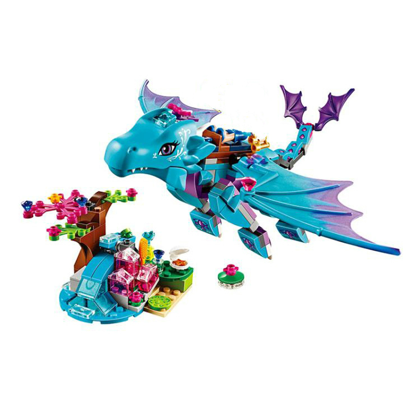 214 Pcs 10500 The Water Dragon Adventure Building Bricks Blocks DIY Educational Toys Compatible Blocks chris wormell george and the dragon
