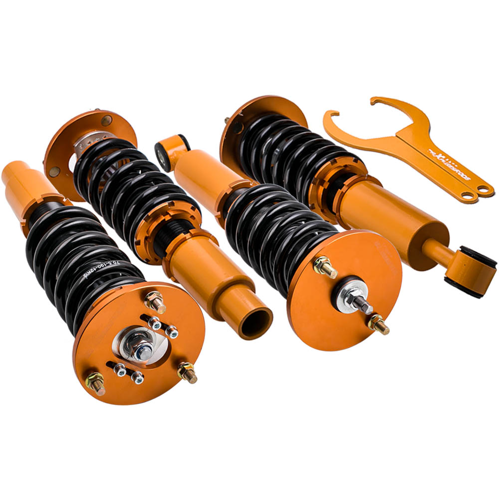 For Mitsubishi Eclipse 1995-1999 2ND Gen Shock Absorber Struts Lowing Ride Height Coilover Suspension Spring kit