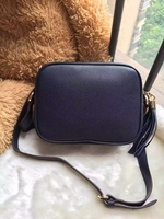 Classic Women Top Quality Leather handbag branded designer women black purses mini camera shoulder crossbody bags