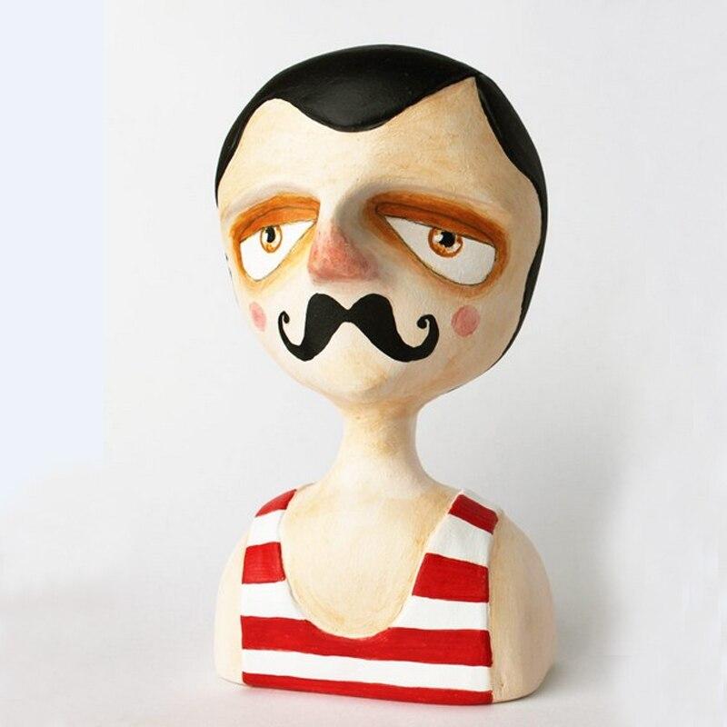 Mobili decorativi Giocattolo Migliore Regalo di Ceramica Cartoon FiguraMobili decorativi Giocattolo Migliore Regalo di Ceramica Cartoon Figura