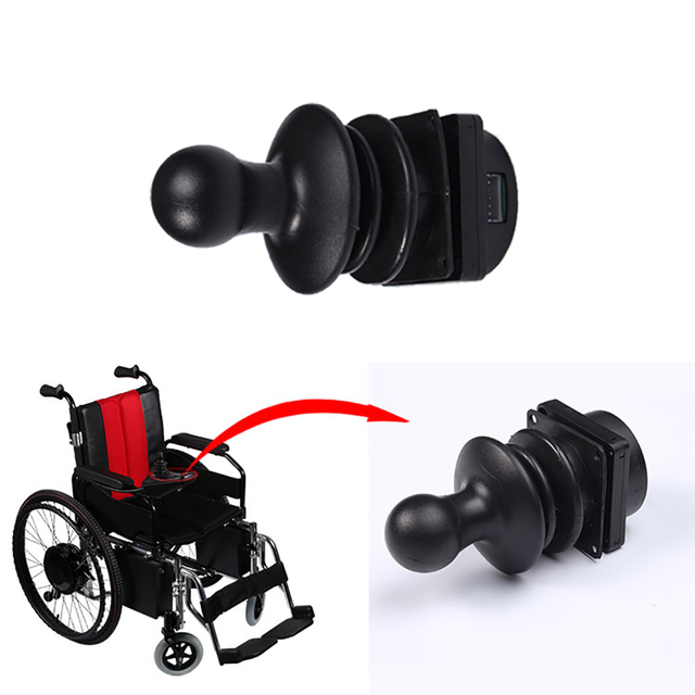 Wheel Chair Motor Table And Chairs For Toddlers Aliexpress Com Buy 360 Degrees Joystick Controller Brush 24v 200w Electric Wheelchair Dc 30nm Gear With Manual Clutch