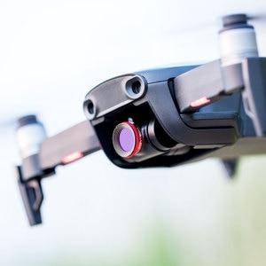 Image 3 - PGYTECH Professional Version Lens filter for DJI Mavic Air UV CPL ND4 ND64PL Filters Pro for DJI Mavic Air Drone Camera Filter