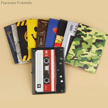 3D PU&PVC Patterns Passport Holders Ticket Protector card holder Bag Organizer , passport cover for Travel free Shipping(China)