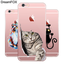 M192 Cool Cat Soft TPU Silicone Case Cover For Apple iPhone 11 Pro X XR XS Max 8 7 6 6S Plus 5 5S SE 5C 4 4S apple чехол moschino iphone6 5s 5c plus 4s