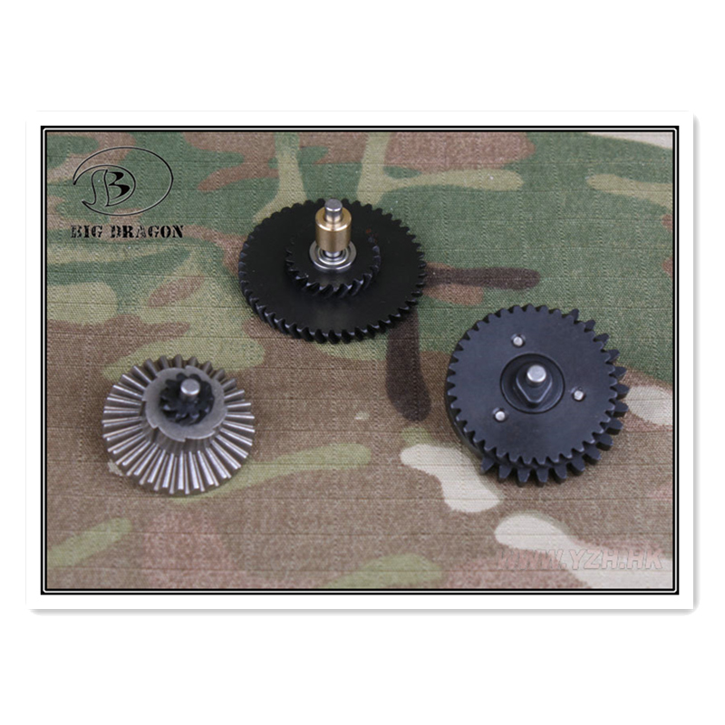 Dependable Emerson Reinforcement Helical Super Torque Gear Set For Airsoft Aeg Gearbox Hunting Accessories