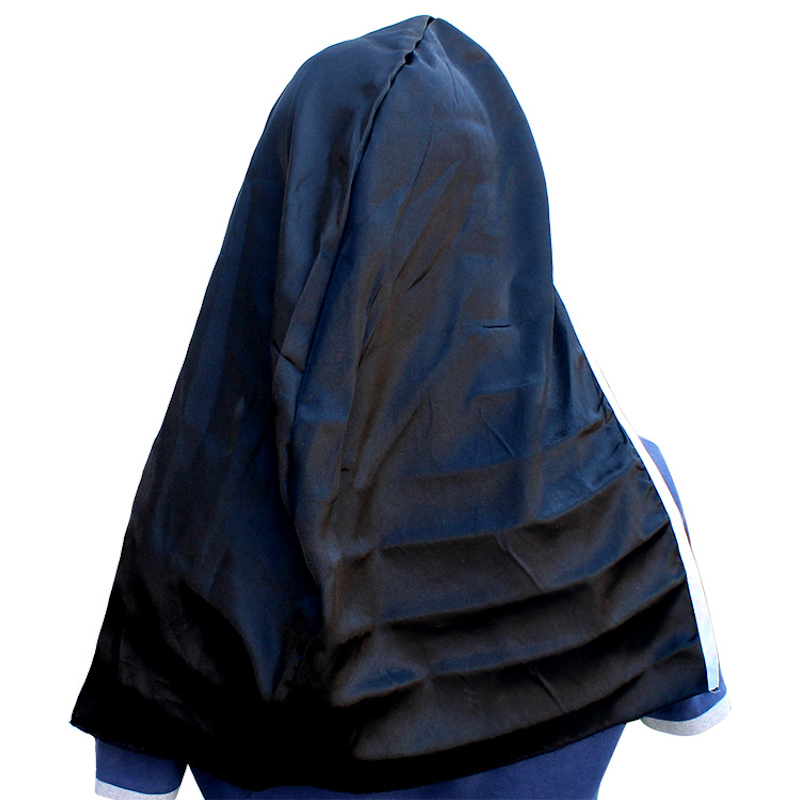 Halloween The Nun Horror Mask Cosplay Valak Scary Demon Latex Masks With Headscarf Full Head Helmet Party Props in Party Masks from Home Garden