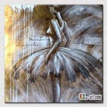 oothandel ballerina oil painting gallerij koop goedkope
