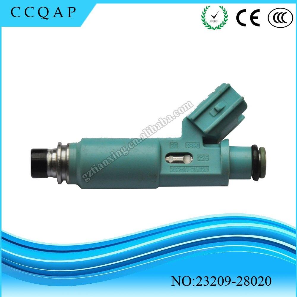 OEM# 23250-28020 23209-28020 Fuel Injector For Toyota Highlander Camry 2.4L L4 2325028020 2320928020