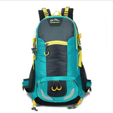 38L Waterproof Climbing Travel Backpack Women & Men Outdoor Mountaineer Camping Backpack Backpack Sport Bag