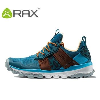 RAX 2016 Winter Outdoor Hiking Shoes For Men Breathable Sneakers For Women Warm Sport Shoes Climbing Walking Trekking Shoes Men Обувь