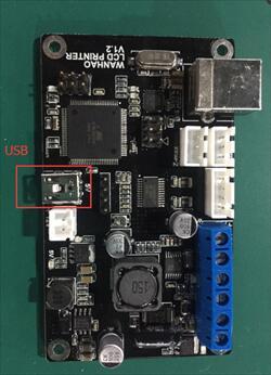 Wanhao duplicator 7 V1.4 3D Printer Parts, D7 Mother Board V1.2, mainboard, Wanhao D7 Parts For Wanhao 3D Printer wanhao steel frame desktop digital 3d printer duplicator i3 v2 1