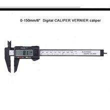 Buy online 0-150mm/6″ Metal casing Digital CALIPER VERNIER caliper metal digital caliper  Experimental Measuring Tool Permanent Makeup tool