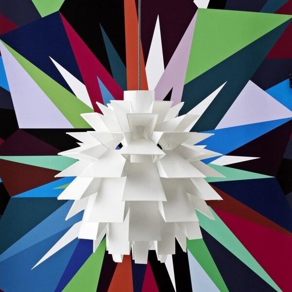 New Modern Simon Karkov Norm 69 Contemporary White PP Pendant Lamp Lighting FixtureNew Modern Simon Karkov Norm 69 Contemporary White PP Pendant Lamp Lighting Fixture