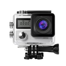 Sport Cameras 4k Ultra HD Wifi 2.0 Inch 170wide Angle Lens Waterproof Car DVR Sports Dv Outdoor Diving Bicycle Camcorder pannovo waterproof 1080p 12 0 mp cmos sport diving dvr camcorder