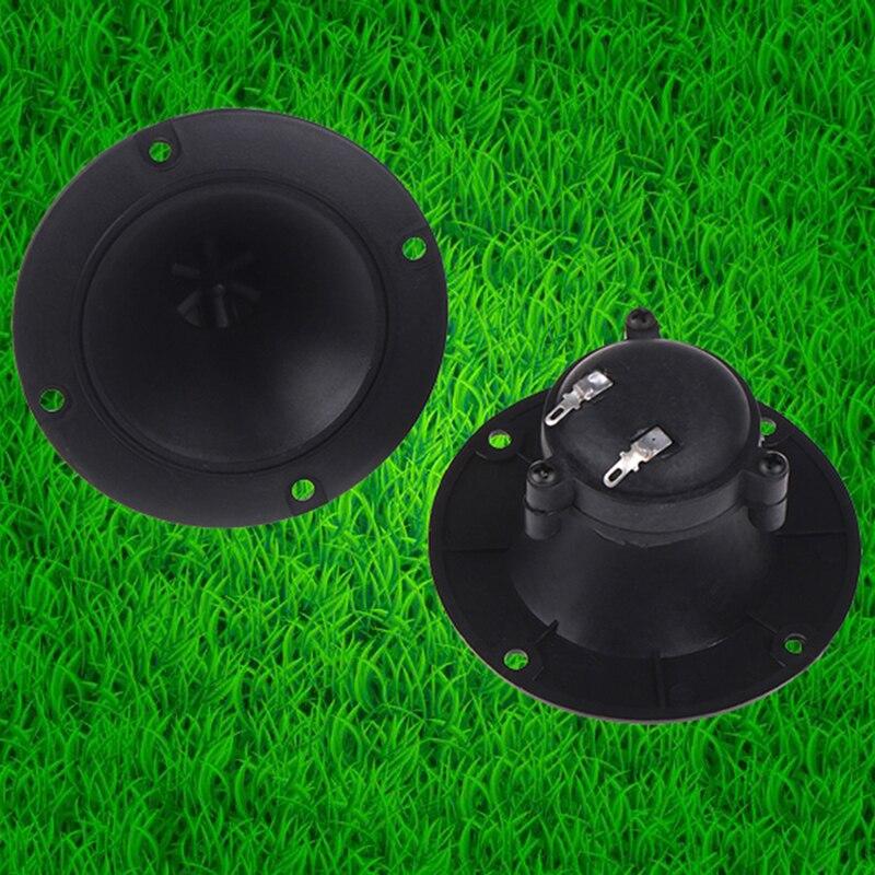 2 Pcs Hochtöner 98mm Piezoelektrischen Audio Lautsprecher 150 W Höhen Keramik Piezo Kaufe Eins, Bekomme Eins Gratis