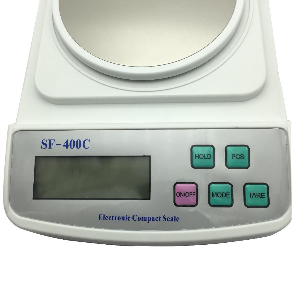 SF-400C 500g / 0,01g ülitäpse kaaluga digitaalne tasku - Mõõtevahendid - Foto 2