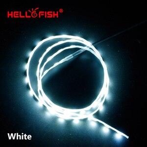 Image 2 - 5 V LED Cáp USB Cáp dải 5mm Chiều Rộng 5630 không thấm nước linh hoạt 60 led led băng trắng ấm màu xanh trắng màu xanh lá cây màu đỏ màu hồng màu xanh