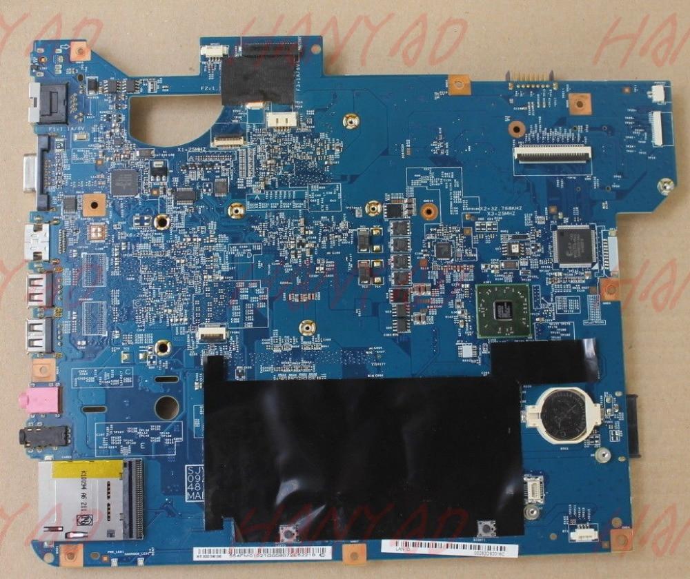 MBWGH01001 MB.WGH01.001 JV50-TR FOR GATEWAY NV53 LAPTOP MOTHERBOARD 48.4FM01.011 DDR2 100% tested