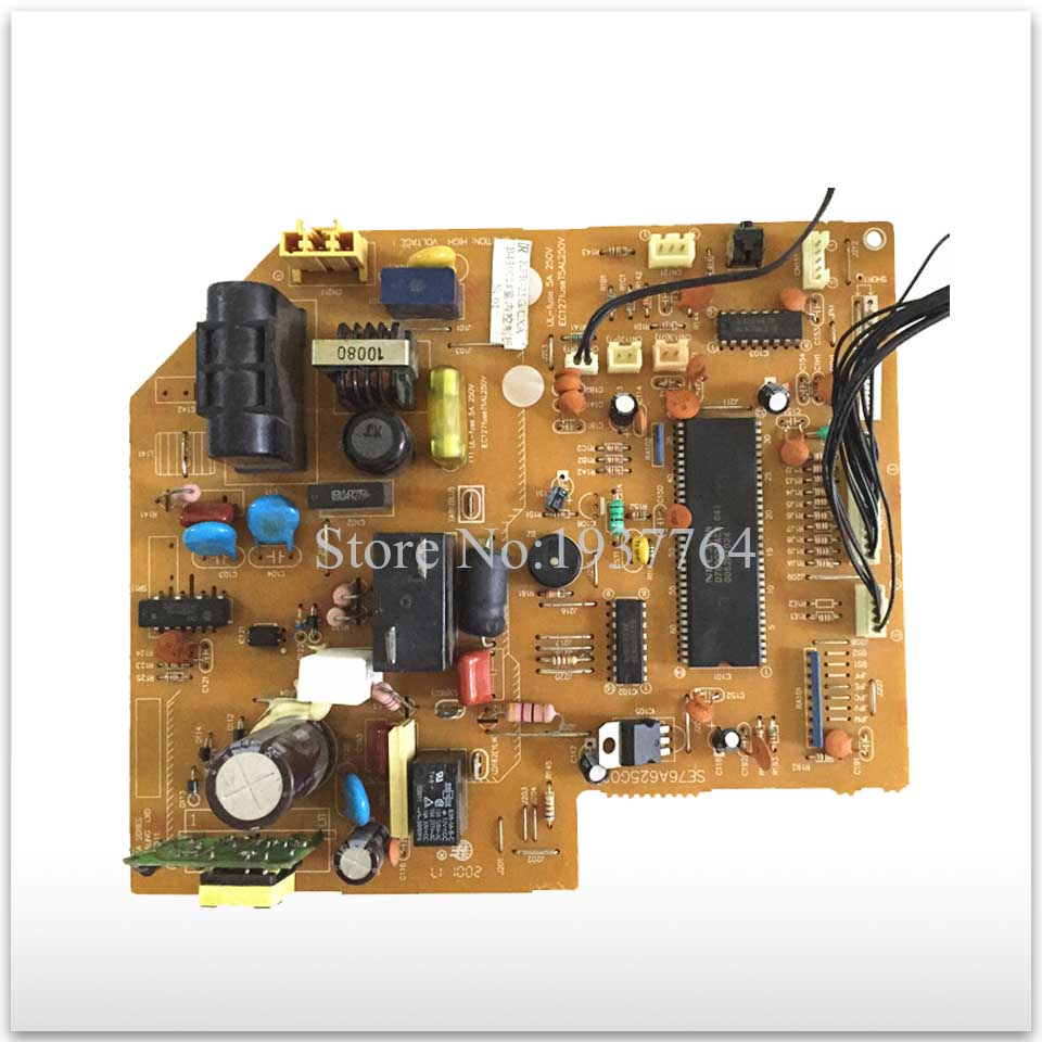 95% new for Air conditioning computer board circuit board SE76A625G02 DE00N100B DE00N132B board good working 95% new used for air conditioning computer board circuit board 6871a20298j g 6870a90107a key board good working