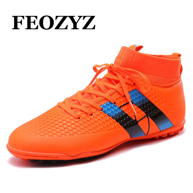 2ab12e1bc88e4 Buy botas tobillera futbol and get free shipping on AliExpress.com