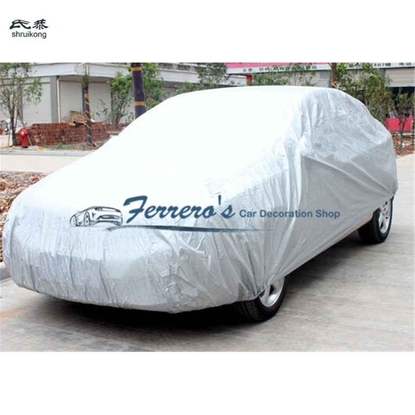 car covers Waterproof Full Cover Sun UV Snow Dust Rain Resistant Protection no Outside Mirror for KIA TOYOTA Hyundai VW SKODA