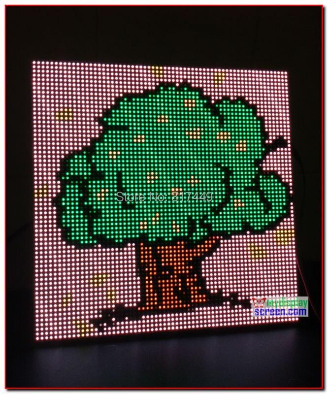Крытый 1/16 сканер, p5 внутренний RGB высокого разрешения модуль, 64*64 пикселей, 320 мм* 320 мм, большой светодиодный модуль, 5 мм Большой Светодиодная панель для фото и видео