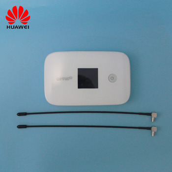 Used Unlocked Original HUAWEI E5786 E5786s-63a 300Mbps CAT6 4G LTE Portable Wireless Router With Antenna PK E5786s-62a E5186
