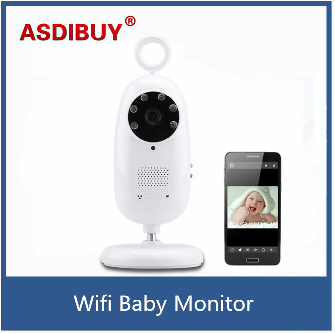 ФОТО 720P wifi camera baby monitor IR night vision remotely access baby care camera