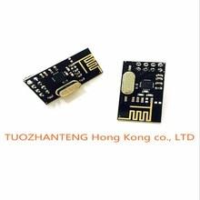 10pcs/lot nrf24l01 24l01 2.4g wireless module Black diamond raspberry pi zero pcb kit lcd Plug-in