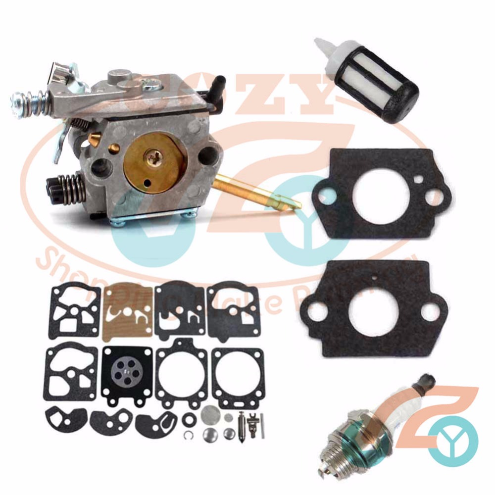 hight resolution of carburetor carb rebuild kit for stihl walbro wt 45 1 wt 45 wt 45a fuel filter in lawn mower from tools on aliexpress com alibaba group
