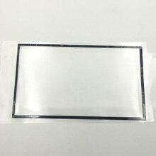 10 ADET LCD Ekran Toz Geçirmez Sünger Jel Çerçeve Mat Nintendo Anahtarı Konsolu Için