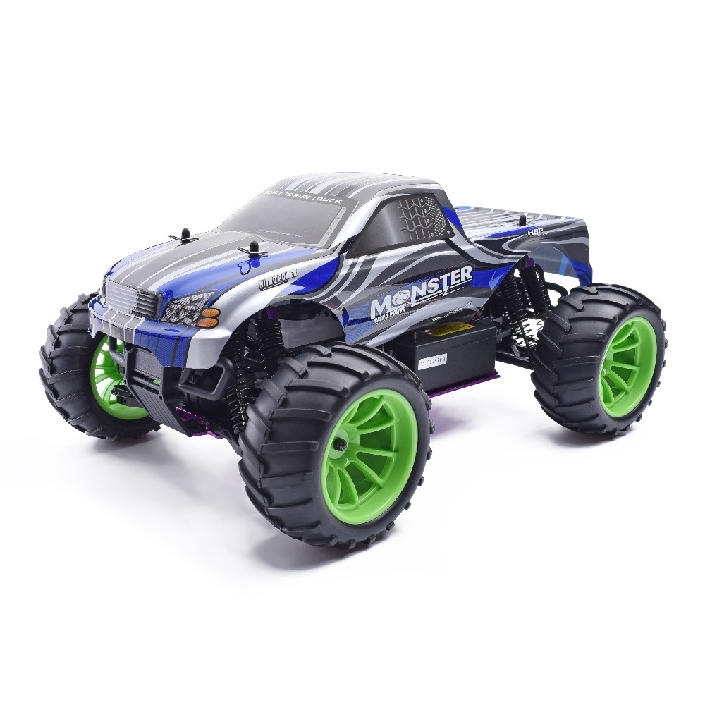 HSP Rc Truck 1/10 Scale 2.4Ghz Nitro Power 4wd Off Road Monster Truck 94108 High Speed Hobby Remote Control Car Similar REDCAT sst racing expedition xmt 1 10 scale go 3 3cc nitro engine power 4wd off road monster truck high speed rc car for hobby