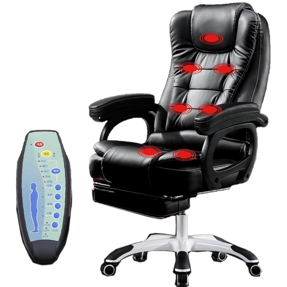 Luxury Quality H-5 Live Gaming Office Esports Poltrona Chair With Footrest Wheel Synthetic Leather Can Lie Ergonomics Household