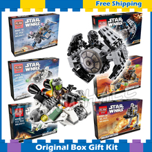 Bela 05011 05012 05013 05014 05015 05016 New Star Wars  Assembling Building Gifts Compatible With Lego