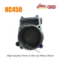 102 NC450 запчасти цилиндр ZONGSHEN двигатели для автомобиля NC ZS194MQ (Nihao двигатель) Кайо Asiawing Xmoto