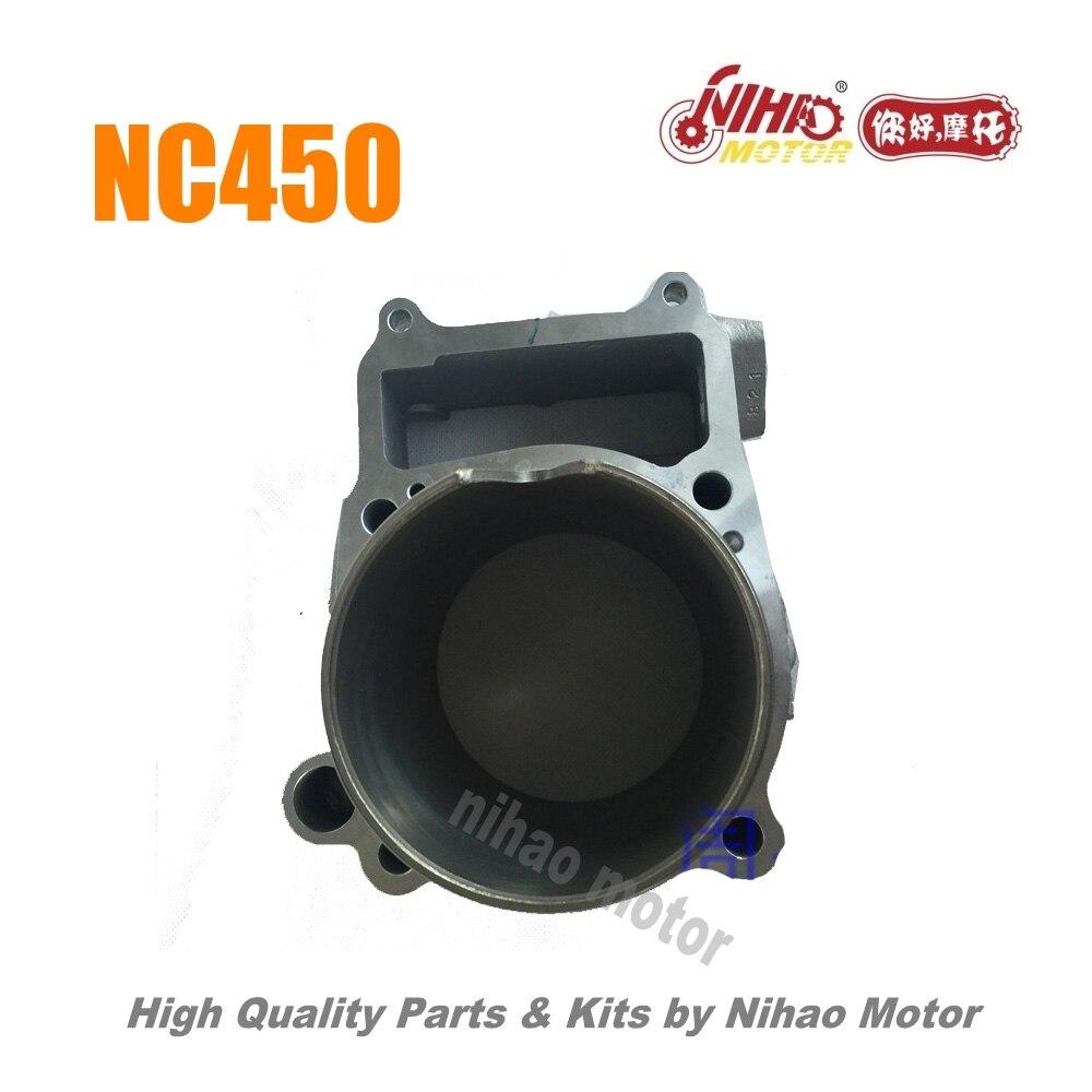 102 NC450 pièces cylindre ZONGSHEN moteur NC RX4 ZS194MQ (moteur Nihao) KAYO Motoland esb VENTO Asiawing Xmoto