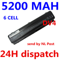 5200mAH LAPTOP Battery for Compaq Presario CQ50 CQ71 CQ70 CQ61 CQ60 CQ45 CQ41 CQ40 For HP Pavilion DV4 DV5 DV6 DV6T G50 G61