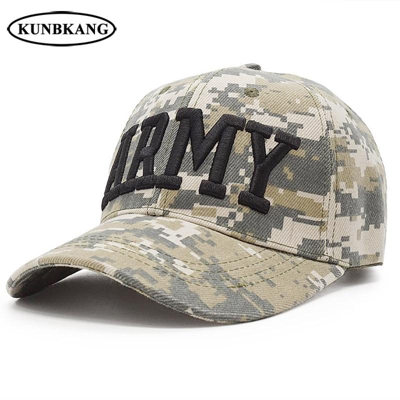 US Army Camo Berretto Da Baseball USAF Uomini DELLA POLIZIA Tattico Cappello  di Snapback Papà Bone dd2f3b23eff1
