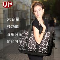 Polka Dot Diaper Bags Large Nappy Bags Stylish Tote Baby Waterproof Nursing Bag Stroller Bag Baby Care